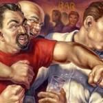 Практика уголовного адвоката. Хулиганство, совершенное группой лиц, ст. 296 ч. 2 УК Украины
